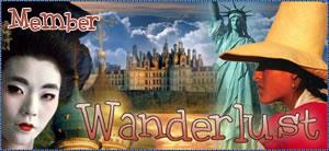 Wanderlust Member