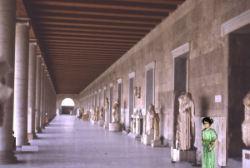 Damaris in the Lyceum