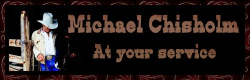 Michael Chisholm Signature Graphic