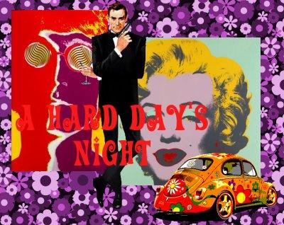 A Hard Day's Night at Pan Historia