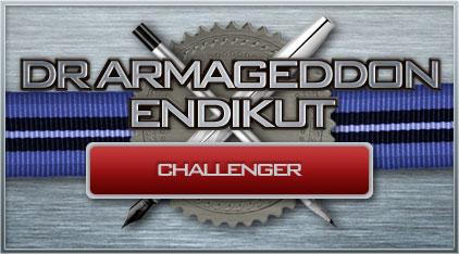 Iron Writer Challenger