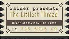 The Littlest Thread