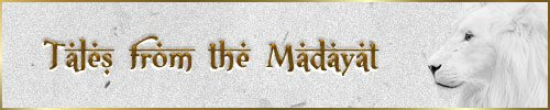 Tales from the Madayat