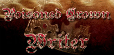 Poisoned Crown Writer