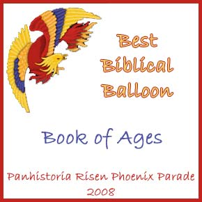 Best Biblical Balloon Award
