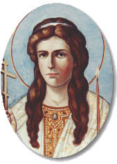 Holy Royal Martyr Grand Duchess Maria