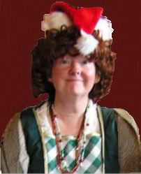 Amaranth at Christmas