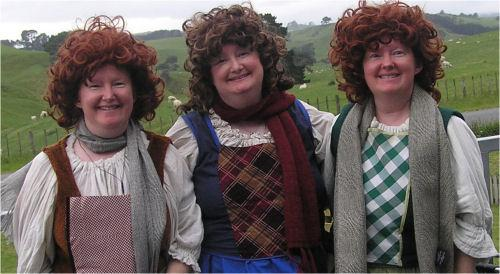 Brandybuck Sisters