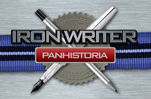 Iron Writer Pan Historia