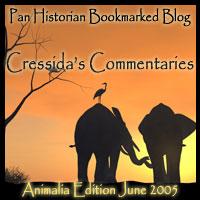 Pan Historian Bookmarked Blog