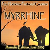 Pan Historian Featured Creature