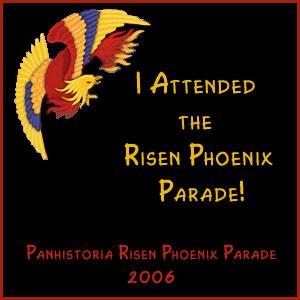 Risen Phoenix Parade 2006